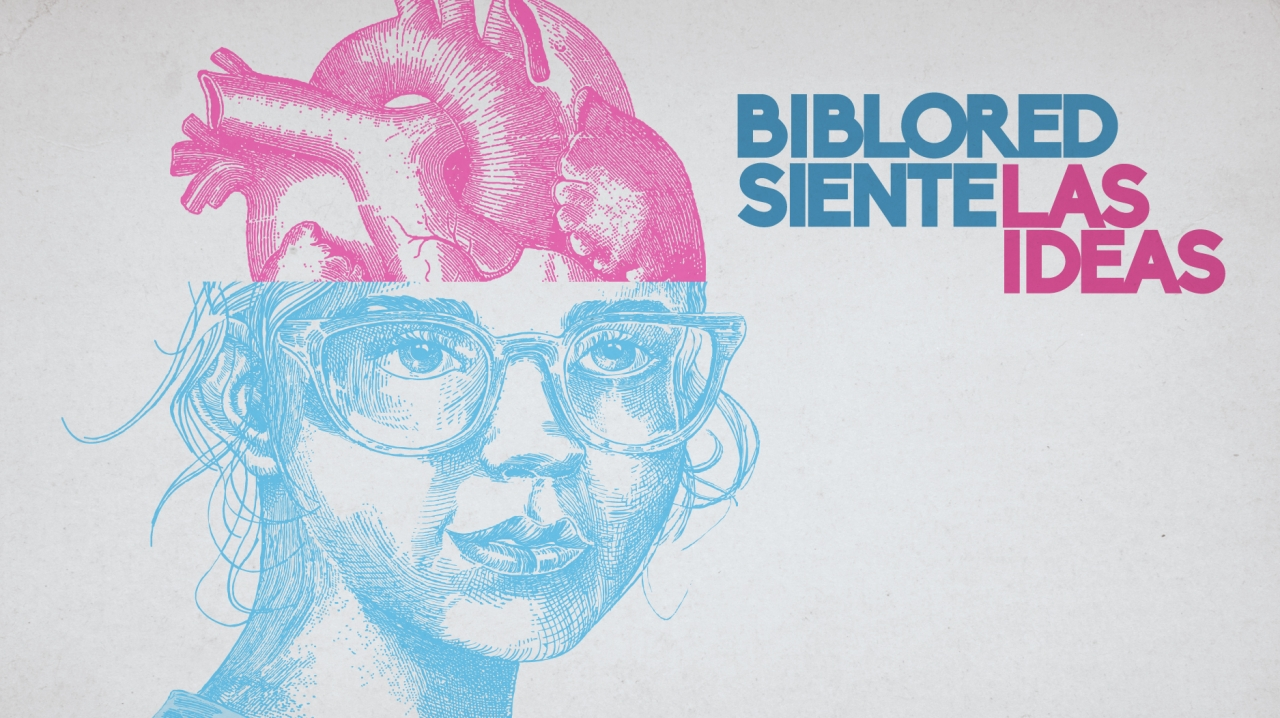 BibloRed siente las ideas