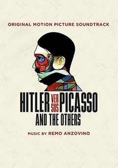 Carátula de Banda sonora de la película Hitler Versus Picasso and the Others